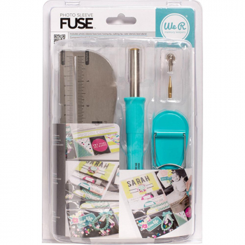 We R Memory Keepers - Versiegelungsgerät We R Fuse Photo Sleeve Fuse Tool (EU Version)
