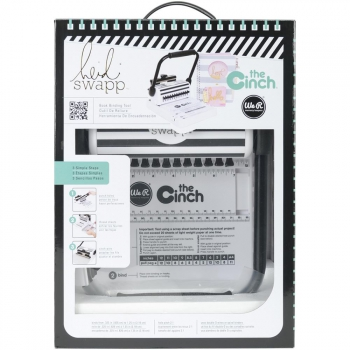 We R Memory Keepers - Heidi Swapp The Cinch  Book Binding Tool with Square Holes