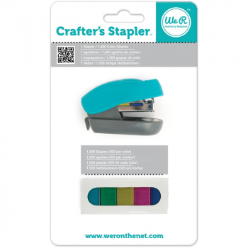 We R Memory Bostich Keepers Crafter's Stapler