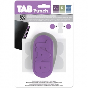 We R Memory Keepers - Tab Punch - Circle Tab