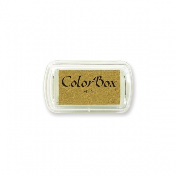 Clearsnap - ColorBox Mini Metallic Pigment Inkpad Gold