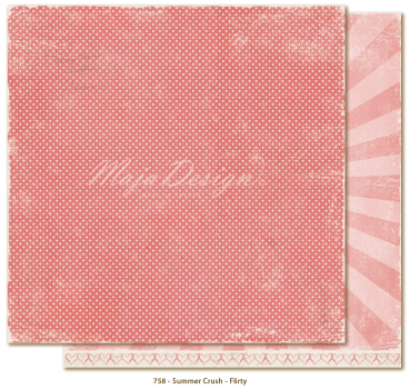 Maja Design - Summer Crush Flirty 12x12""