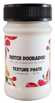 Dutch Doobadoo Strukturpaste Texture Paste Transparent 100ml