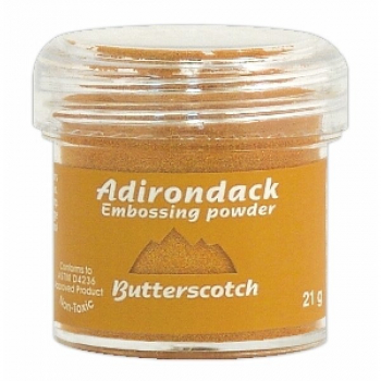 Ranger - Adirondack Embossing Powder Butterscotch
