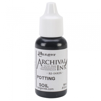 Ranger - Archival Reinker Potting Soil 18ml