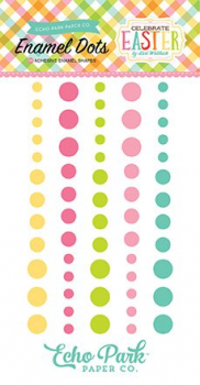 Echo Park Paper - Enamel Dots Celebrate Easter