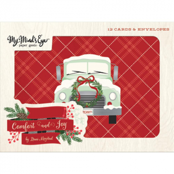 My Mind's Eye - Comfort & Joy Christmas Cards