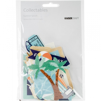 Kaisercraft - Die-Cuts Summer Splash