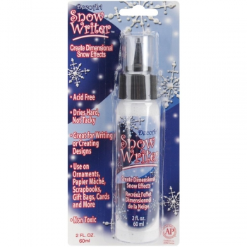 DecoArt - Snow Writer Paint 60ml