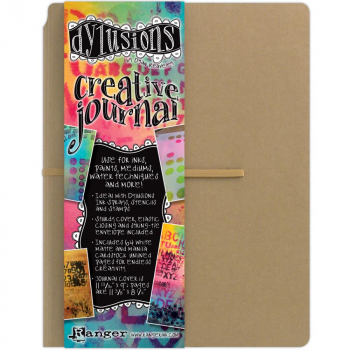 Ranger Dylusions Journal Dyan Reaveley's Dylusions Creative Journaling Kraft 29.5x22.8cm
