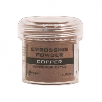 Ranger - Embossingpulver Super Fine Detail Copper Embossing Powder