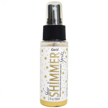 Imagine Crafts - Glimmermist Spray Sheer Shimmer Spritz Gold 59ml