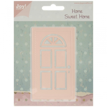 Joy! Crafts - Stanzschablone Home Sweet Home Door Die