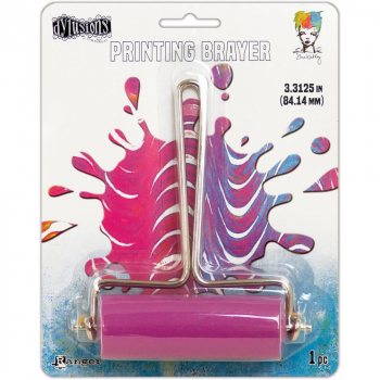 Ranger - Gummiroller Gel Press Printing Brayer Medium 8.5cm