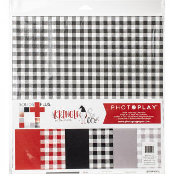 Photoplay Paper - Papierkit Kringle & Co. 12x12""