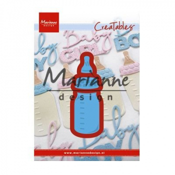Marianne Design - Stanzschablone Baby Bottle