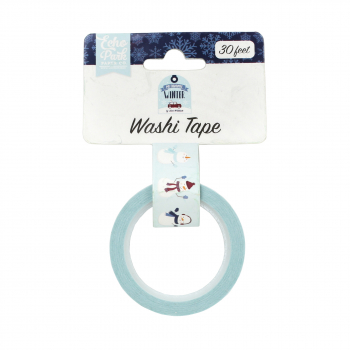 Echo Park Paper Washi Tape Sweet Snowman