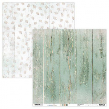 Studio Light Winter Charm Scrapbookingpapier Nr. 92 12x12""
