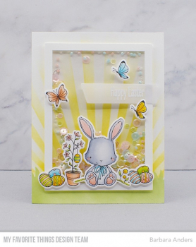 My Favorite Things Clearstempel und Stanzen im Set Combo Easter Bunnies