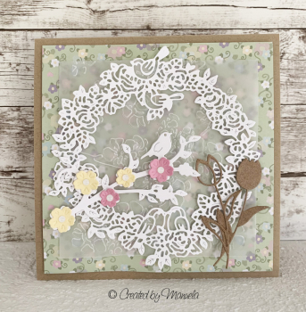 Amy Design - Papierblock Spring Is Here Paperpack 6x6""