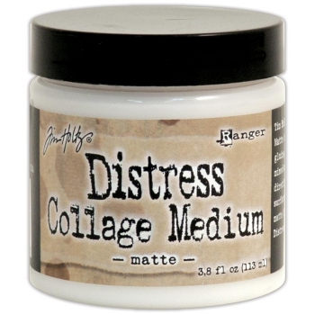 Ranger - Strukturpaste Distress Collage Medium Matte 113ml