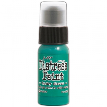 Ranger - Tim Holtz Distress Paint Lucky Clover