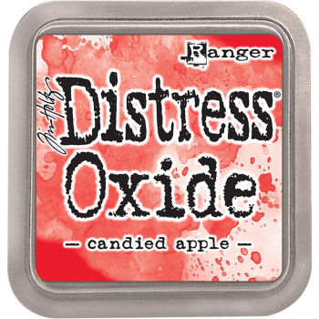 Distress Oxide Stempelkissen Candied Apple Tim Holtz