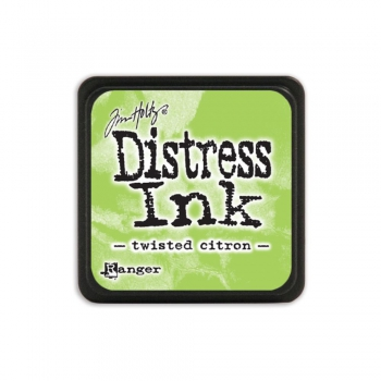 Ranger - Tim Holtz Mini Distress Ink Pad Twisted Citron