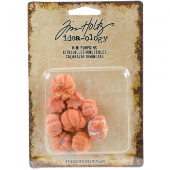 Tim Holtz - Idea-ology Mini Pumpkins