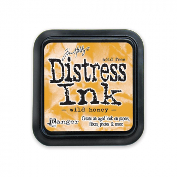 Ranger - Tim Holtz Distress Ink Pad Wild Honey