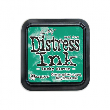 Ranger - Tim Holtz Distress Ink Pad Lucky Clover