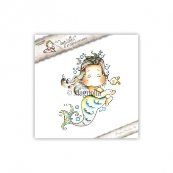 Magnolia - Clingstempel You Are Invited Fish Kisses To Tilda Cling Stamp