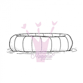 Magnolia - Clingstempel Lazy Summer Days Cling Stamp Bathing Ring
