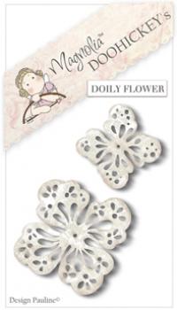 Magnolia - Doohickeys Stanzschablonen Doily Flowers Dies