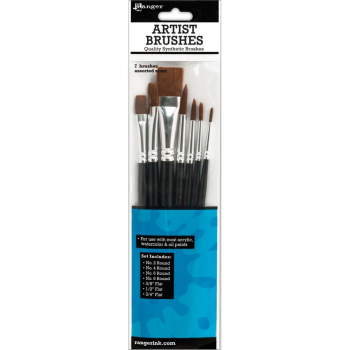 Ranger - Artist Synthetic Brushes Set