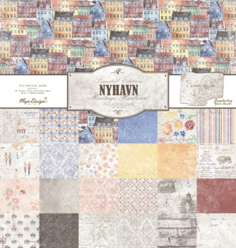 Maja Design - Nyhavn Collection pack 12x12""