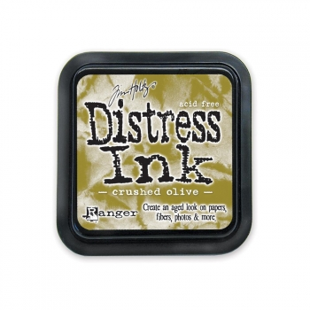 Ranger - Tim Holtz Distress Inkpad Crushed Olive