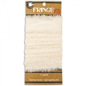 Canvas Corp. - Canvas Fringe Natural 1yd