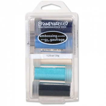 Stampendous - Embossing Powder Kit Submerge
