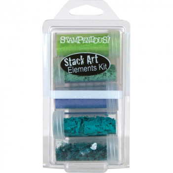 Stampendous - Fusion Stack Art Elements Kit
