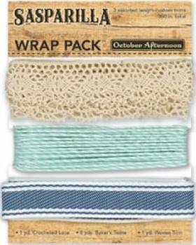 October Afternoon - Sasparilla - Wrap Pack