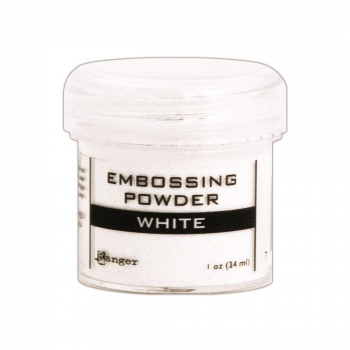 Ranger - Embossing Powder White