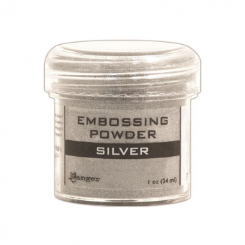 Ranger - Embossing Powder silver