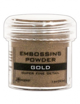 Ranger - Embossing Powder Super Fine Gold