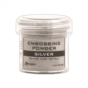 Ranger - Embossing Powder Super Fine Silver