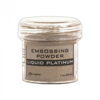 Ranger - Embossing Powder Liquid Platinum 17gr