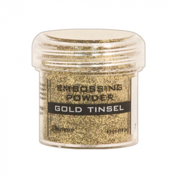 Ranger - Embossing Powder Gold Tinsel