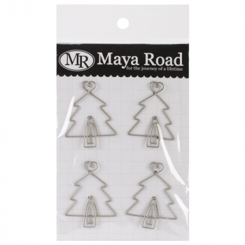 Maya Road - Christmas Tree Clip - 4 Stück