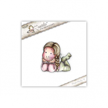 Magnolia - New Year Collection Cling Stamp Dreamy Tilda