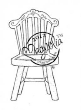 Magnolia - Clingstempel Old Swedish Chair
